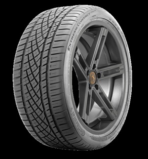 Continental's ExtremeContact DWS06 all-season UPH tire, winner of the best new product award at the 2015 SEMA Show, comes in 87 sizes from 16- to 22-inch wheel diameters with a W and Y speed rating.