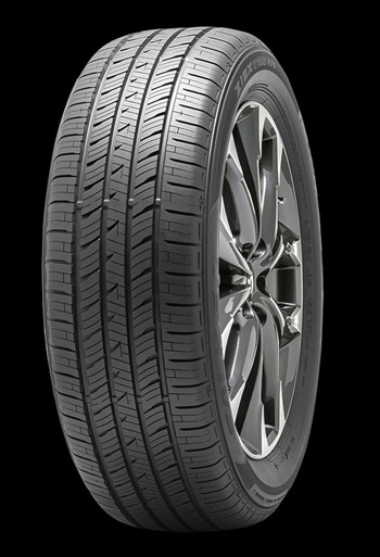 Falken says the new Ziex CT60 A/S is a cross-over specific tire that features advanced all-season tread compound technology, providing a safer, more durable year-round tire.