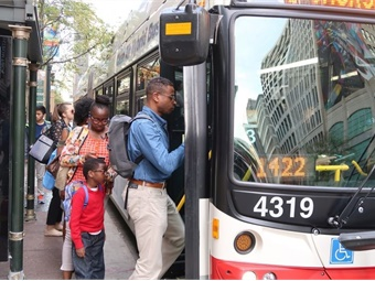 A new Chicago resolution, which calls for transitioning the entire city to 100% clean, renewable energy use by 2035, would also calls for complete electrification of Chicago Transit Authority's bus fleet by 2040. Active Transportation Alliance