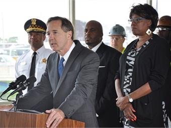 Chicago Transit Authority President Forrest Claypool. Photos courtesy CTA Web