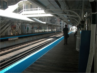 New lighting, repairs and other improvements will enhance safety at all 146 CTA rail stations.