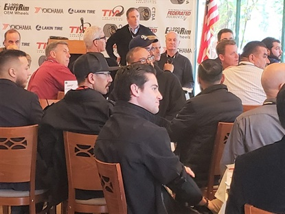 The California Tire Dealers Association New Year luncheon will take place on Jan. 29, 2020, in Santa Fe Springs, Calif.
