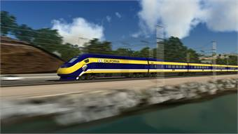 Photo courtesy California High-Speed Rail Authority via Wikimedia Commons.