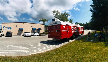 Callaghan Tire hosted a blood drive on April 7 at its corporate office in Bradenton, Fla.