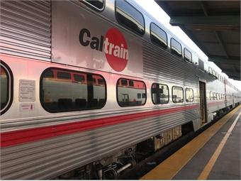 Caltrain operates in three jurisdictional counties in California: San Francisco, San Mateo, and Santa Clara. Photo: Caltrain/Facebook