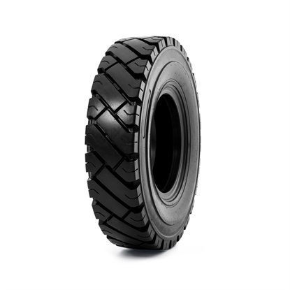 The Solideal AIR 550 is designed for applications that cannot run on solid tires