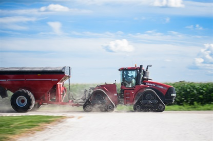 The RD 4500 Track Series are original equipment on the new 2019 Case IH Rowtrac tractors.
