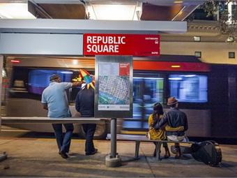 CapMetro's MetroRapid system. Courtesy: CHK America