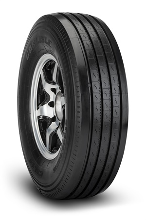 The new Carlisle CSL16 all-steel radial tire is available in sizes ST235/80R16 and ST235/85R16.