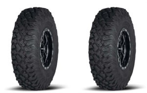 The Coyote tire size is 32x10.00R15NHS with an MSRP of $226.