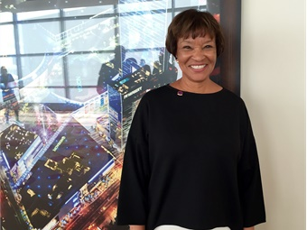 Carolyn Flowers, former Acting Administrator of the Federal Transit Administration under President Obama, has become a partner and managing principal of the firm, InfraStrategies LLC. Photo: METRO Magazine