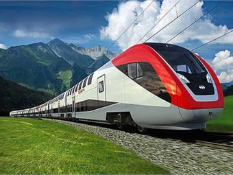 Cascadia High Speed Rail