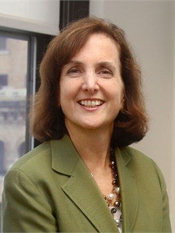 Catherine Rinaldi, the sixth president of MTA Metro-North Railroad, has served as acting president since July 2017. Photo: MTA