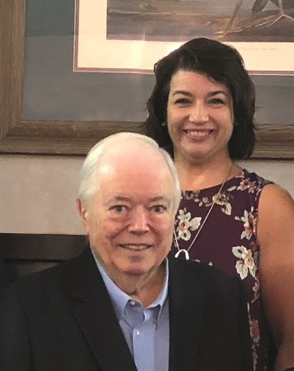 Beth Barron will take over as CEO of Chabill's Tire and Service on Jan 1, 2019. Her father, Charley Gowland, will retire.