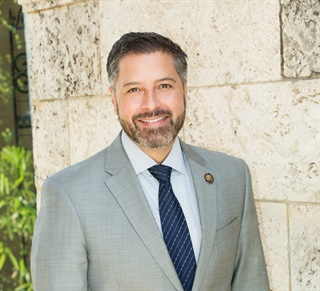 Charles Frazier is the new Rock Region METRO executive director. Photo: Rock Region METRO