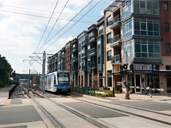North Carolina's CATS, which has a development along its light rail line, received $920,000 to plan for development along the proposed LYNX Silver Line. CATS