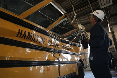 "Two bills that are intended to address school bus safety in the wake of a fatal crash in November have advanced in the Tennessee House of Representatives. One would raise the minimum age for new school bus drivers, and the other would require ""a restraint system"" on school buses."