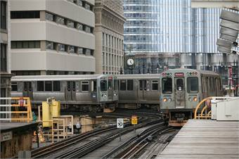 The Red Line South reconstruction project is among more than $1 billion in investment Mayor Emanuel has directed to improving the backbone of the CTA rail system. Photo by Daniel Schwen