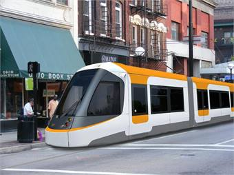 Courtesy Cincinnati Streetcar