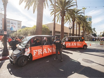 For a small- or medium-sized agency, negotiating with big brand MaaS apps, such as journey planners to integrate their relatively small metro network can be difficult. City of Anaheim
