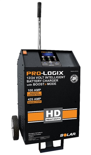Clore says the new Pro-Logix PL5100 heavy duty battery charger is approved for all-weather use to deliver outstanding charging performance in all service environments.