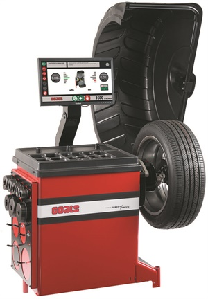 "With its ProBalance Technology feature, the Coats 1600 Direct Drive Wheel balancer ""assures that all undesirable unbalance residuals are reduced or eliminated,"" says Hennessy's Vanderheyden."