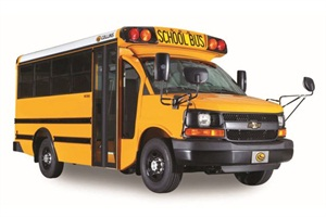 Collins Bus Corp. is among the brands of the new Allied Specialty Vehicles Bus Division.