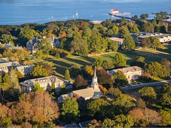 Photo: Connecticut College