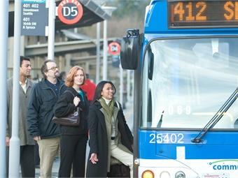 Photos: Community Transit