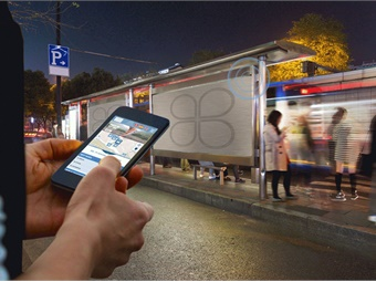 This digital infrastructure, powered by Connecthings, works in connection with the BlindSquare app to transform how transit riders, who are blind or visually impaired, interact with public transportation in Austin.