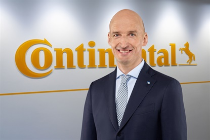 During his time working in passenger and light truck tires in Europe, Christian Koetz also served as president of the European Tyre and Rubber Manufacturers' Association (ETRMA) for two years.