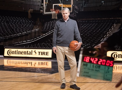 Continental two new 30-second commercial spots featuring Dan Patrick, host of the Dan Patrick Show, will air nationally during college basketball games.