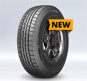 Continental's TerrainContact H/T tire is available in 24 metric and 10 LT-metric sizesfor wheels ranging from 16 inches to 22 inches.