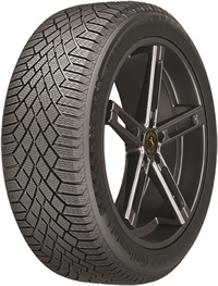 Continental's new VikingContact 7 was engineered using the company's PolarPlus technology, which helps it remain pliable in colder temperatures and optimizes traction in winter conditions.