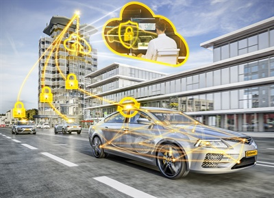 With an end-to-end cyber security solution Continental, Elektrobit and Argus protect vehicles over their entire lifespan against hacker-attacks.