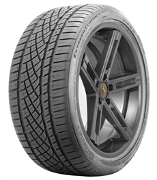 The ExtremeContact DWS06 is a fine-tuned, ultra-high performance all-season tire that provides year-round traction, according to Continental. It is available in W- and Y-rated sizes from 16 to 22 inches.