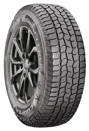 The Discoverer Snow Claw is the latest winter tire from Cooper designed for pickup trucks and SUVs.