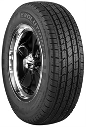 Cooper's new Evolution H/T combines the comfort of a passenger tire with truck-like grip and stability.