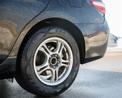 Cooper Tire recently held the industry's first ride-and-drive event using third generation prototype tires produced with components made from the guayule plant instead of hevea natural rubber tapped from rubber trees.