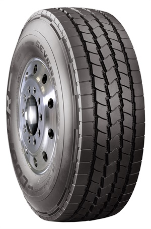 The wide-base, all-position Cooper tire comes in two sizes:385/65R22.5 and 425/65R22.5 sizes, in load range L.
