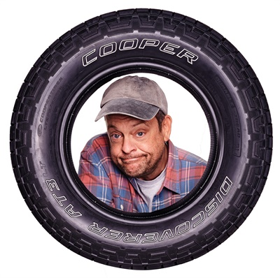 """Cooper developed """"Uncle Cooper"""" to deliver tire-related advice to consumers in a new national ad campaign."""