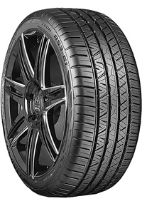 Cooper says the new Zeon RS3-G1 tire has exceptional grip, stability and durability.