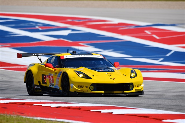 Corette Racing won the GT Le Mans (GTLM) class victory at Circuit of The Americas (COTA).