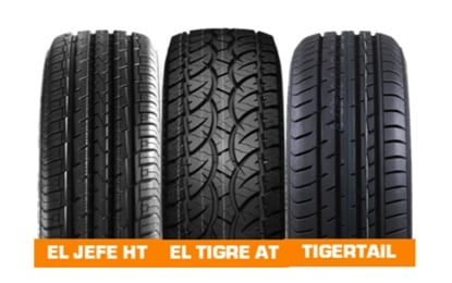 TGI's Cosmo Tires brand has three new products for SUVs and CUVs.