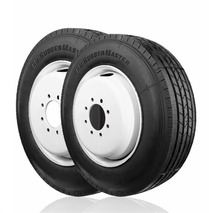 Countrywide offers a warranty for its ST radial trailer lineup of tires.
