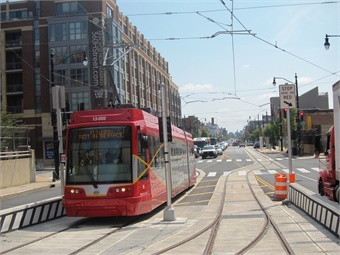 Expansion of the DC Streetcar system is currently in the planning and design stages.