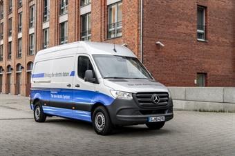 eSprinter (Photo: Daimler)