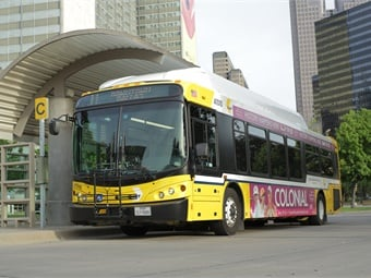 DART is adding 41 new CNG-fueled buses in 2019 to expand bus service and improve schedules and frequency.DART