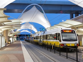 The Texas Department of Transportation is responsible for providing safety oversight of the Dallas Area Rapid Transit and more.  DART