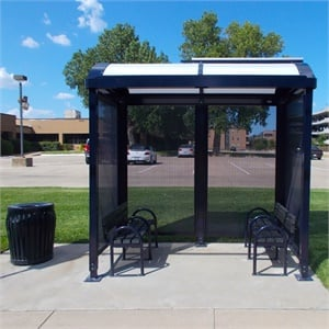 Under the new contract, both general market and SmartPlace™ transit shelters will continue to be installed within the greater Dallas area providing distinctive at-stop digital solutions to address growing passenger expectations. Tolar